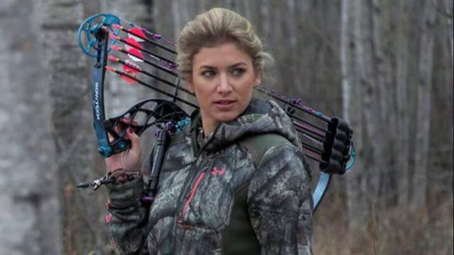 Eva Shockey Hunting Is A Lifestyle On Air Videos Fox