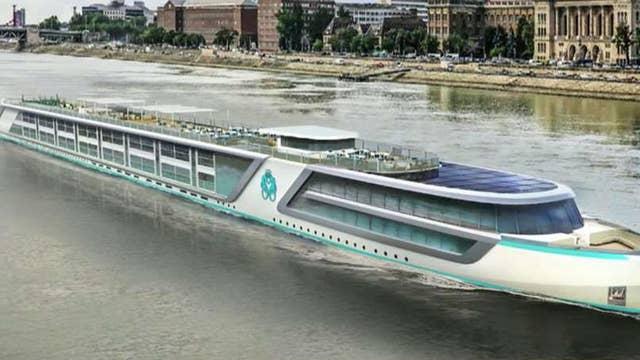 Crystal Cruises launches multi-billion dollar plan to reinvent cruising
