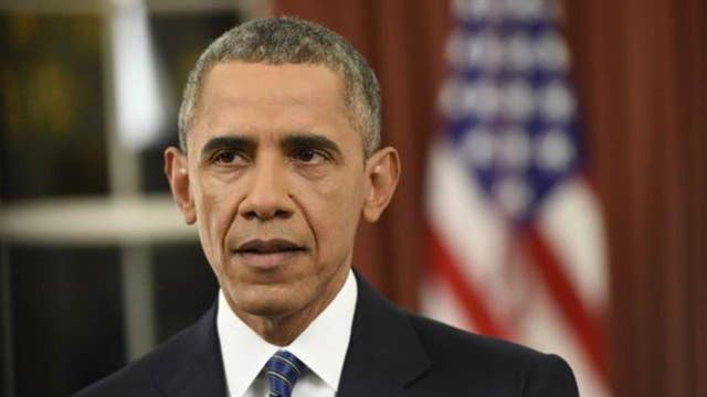 Obama calls on Congress to declare war on ISIS