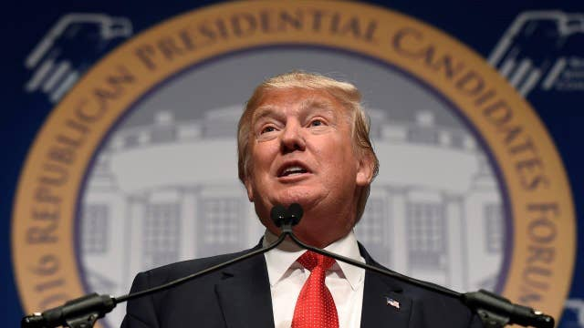 Will Trump run as a third-party candidate in 2016?