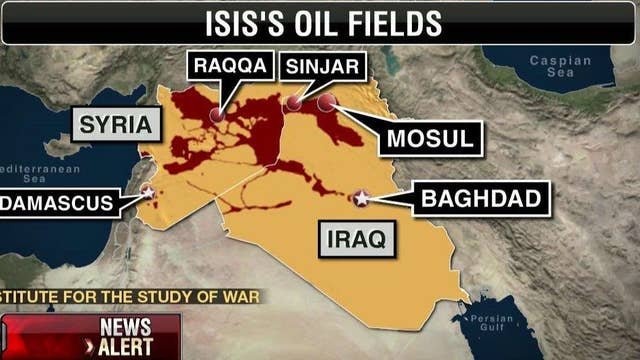 Russia: Turkey buys ISIS oil