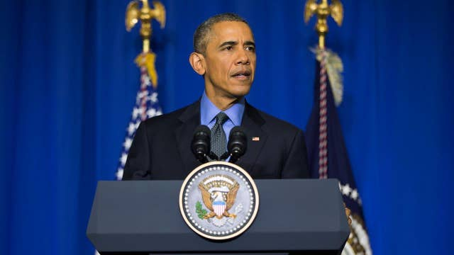 Obama pushes for more gun control
