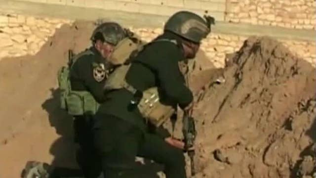 Future of Iraq hinges on success against ISIS in Ramadi?