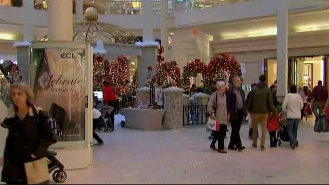 Warm weather putting a deep freeze on holiday shopping?