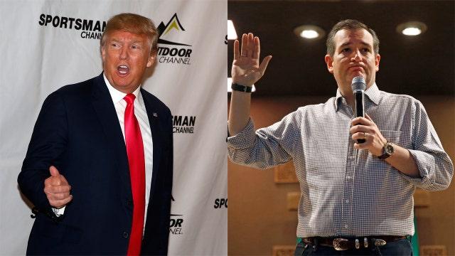 Race between Trump, Cruz gets closer in Iowa