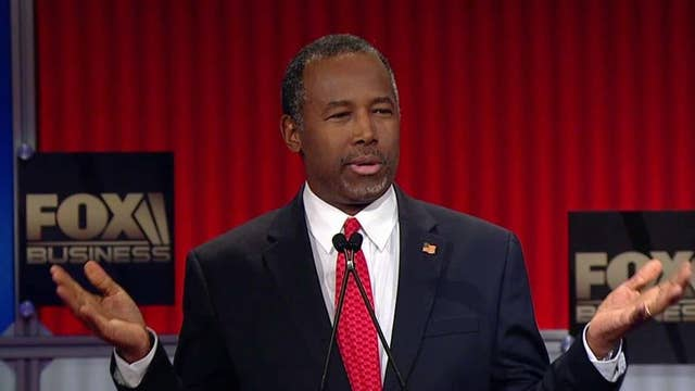 Carson: If a Progressive gets in, this nation is over as we know it