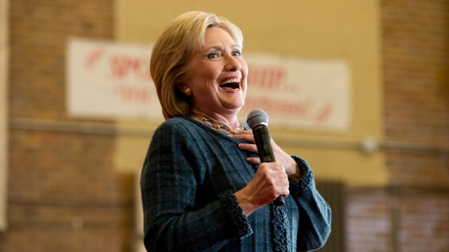 Can Hillary Clinton recover from a shrinking lead over Sanders?