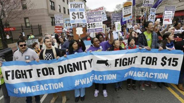 Can retailers handle higher minimum wage?