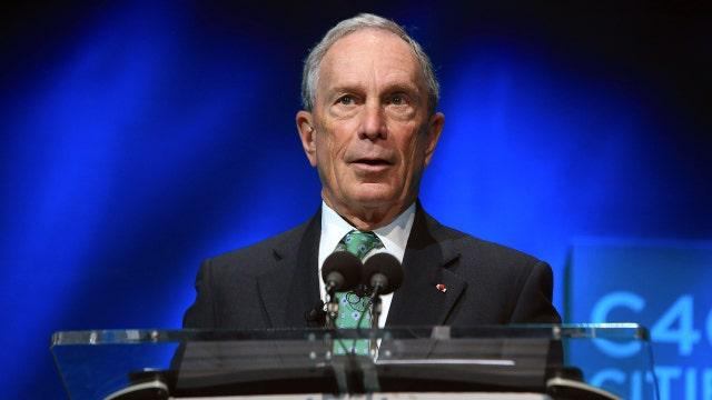 Michael Bloomberg considering White House bid