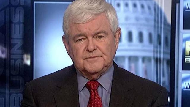 Newt Gingrich: Trump and Cruz are looking strong
