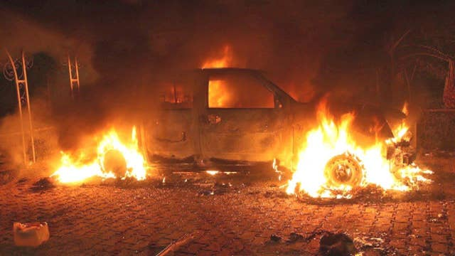 New movie takes on the attack in Benghazi