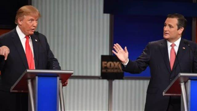Which Republican candidate will win New York?