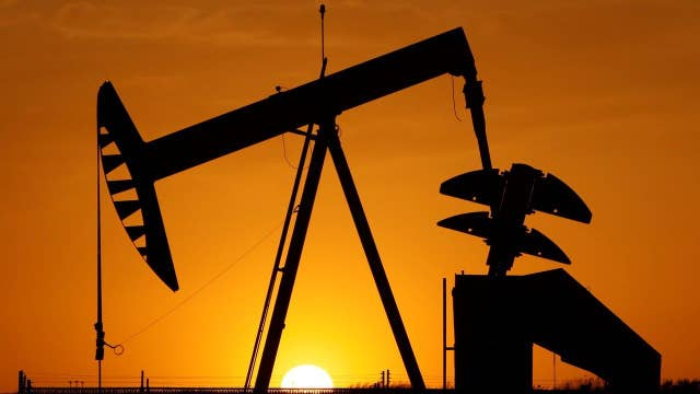 What's causing the drop in oil prices?
