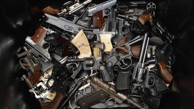 Gun control a win for Democrats?