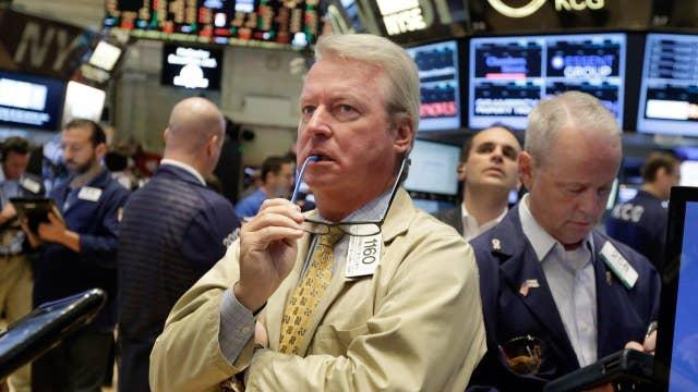 Dow plunges, posts worst start since 2008
