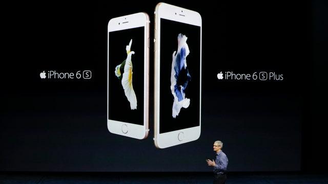 Have Apple's iPhone sales peaked?