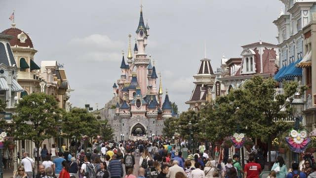 Authorities say arrest at Disneyland Paris not connected to terrorism