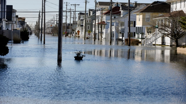 Flooding in NJ from Jonas worse than Superstorm Sandy?