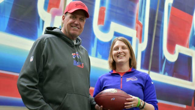 Bills hire first full-time female coach in the NFL