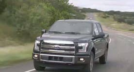 Ford CFO: Made a big bet on aluminum body F-150 and it paid off