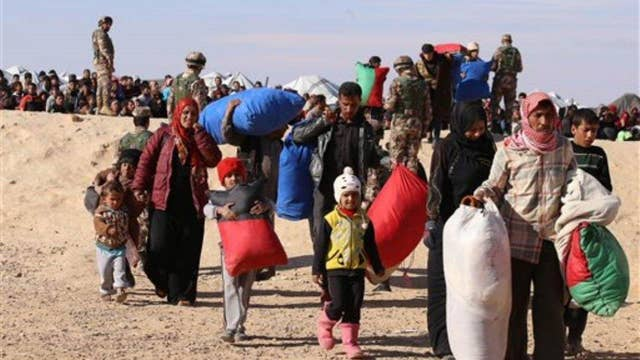 Lawmakers to vote on pausing Syrian refugees entry into the U.S.
