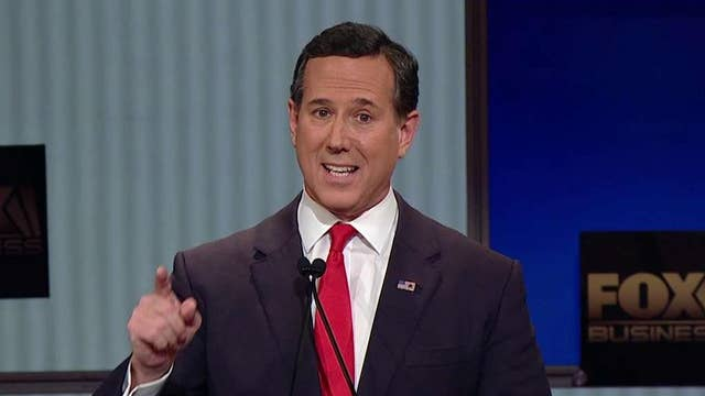 Santorum: We must stop Iran from getting a nuclear weapon