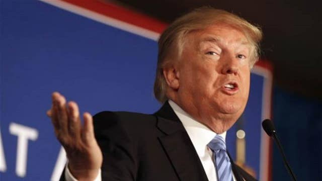 Trump: We have to take a tough stance on China