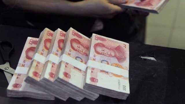 Is China running a Ponzi scheme?