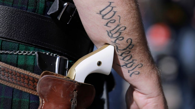Restaurant owner says 'no' to Texas open carry law