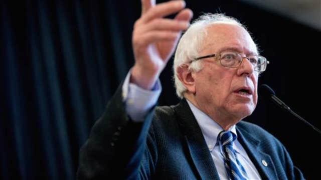 Nurses union backs Bernie Sanders