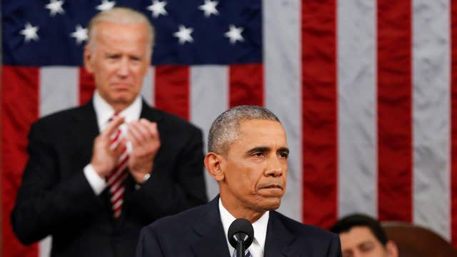 Obama assigning Biden with the task of curing cancer?