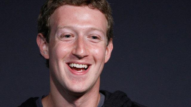 Mark Zuckerberg: Be the nerd