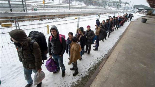 Gen. Zinni on Germany refugee backlash