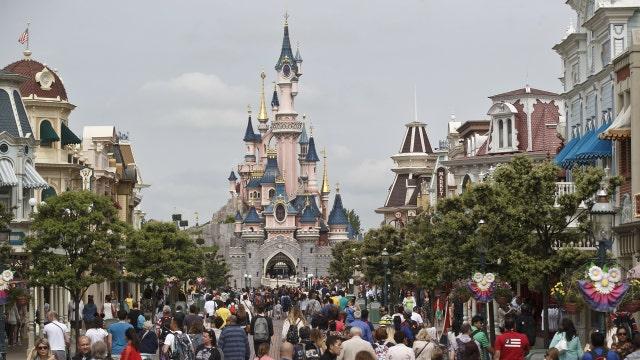 Man arrested at Disneyland Paris hotel with guns, ammo, Koran