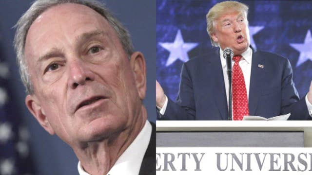 How would a Bloomberg campaign stack up against Trump?