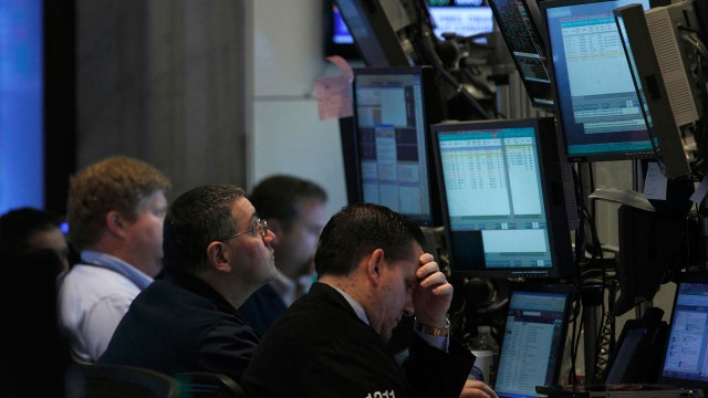 U.S. on the cusp of a recession?