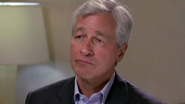 JPMorgan Chase CEO: We can invest more overseas because we're big in America
