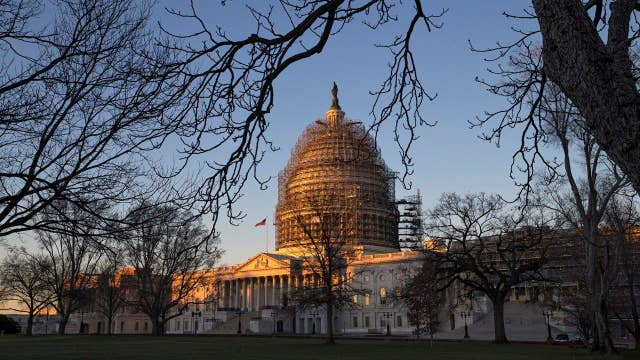Dobbs sounds off on leadership in Washington