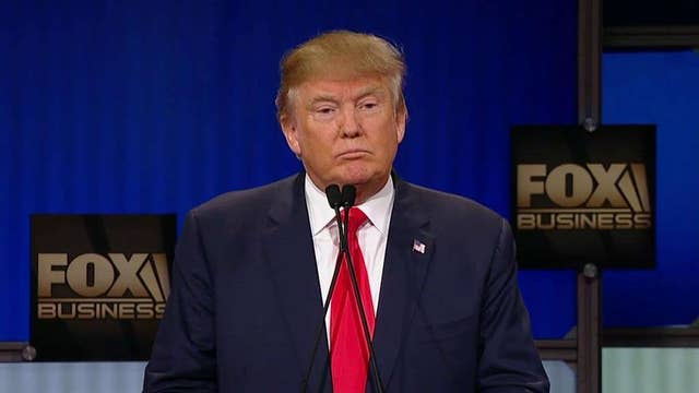 Trump: I'm angry because our country is run horribly