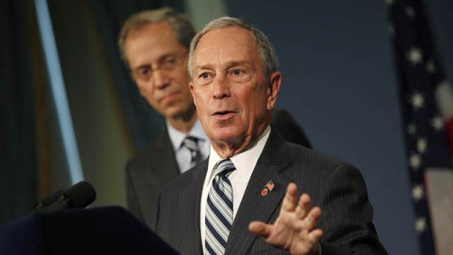 Will Bloomberg run as a third-party candidate?