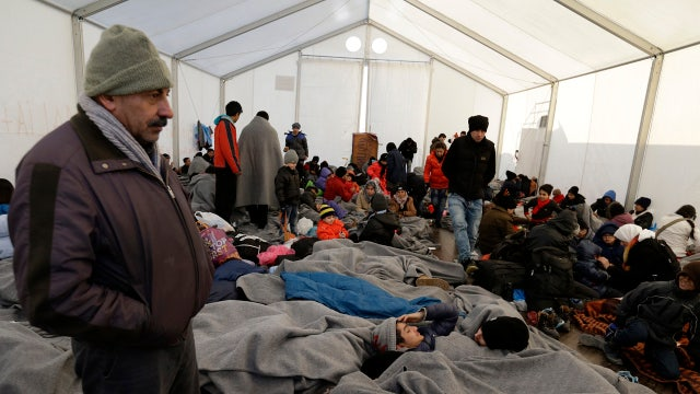 Refugees carrying contagious bacterial infections in Denmark?