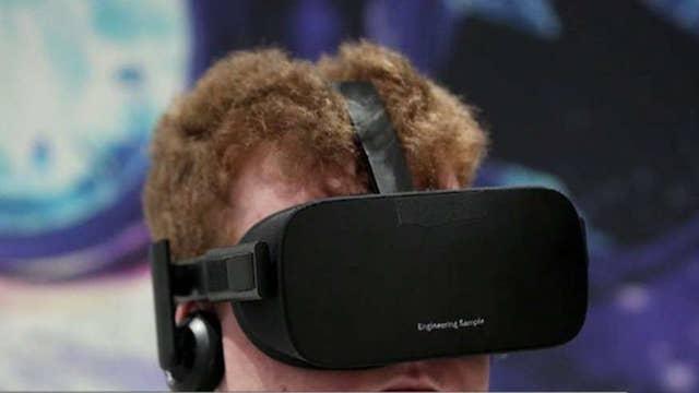 Virtual reality making you sick?