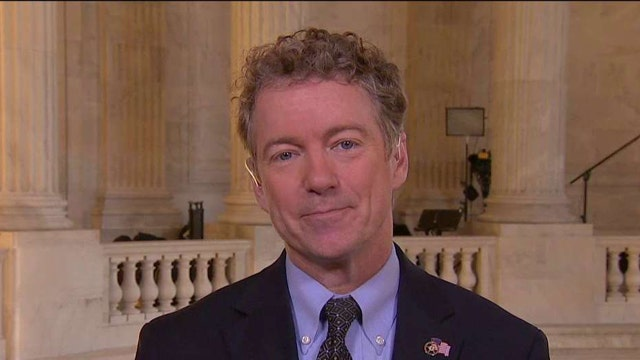 Rand Paul: I suspect Trump's not really conservative at all