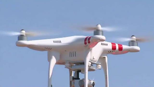 Google files patent for drone 'delivery receptacle'