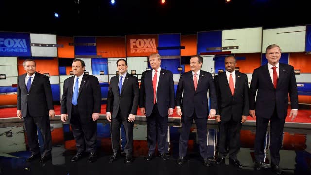 Bill O'Reilly's take on the GOP debate