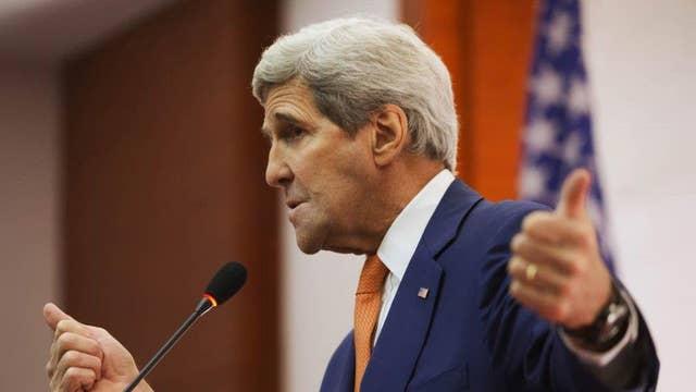 Kerry presses China over North Korea