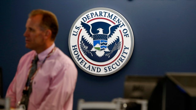 Lou Dobbs sounds off on the Department of Homeland Security