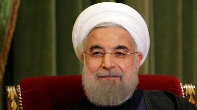 Iranian president takes a tour of Europe