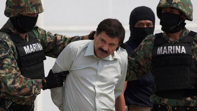 Geraldo: 'El Chapo' will escape again if he isn't extradited to the U.S.