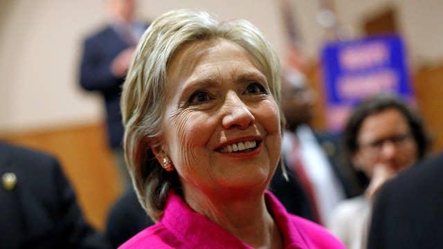 Is Hillary Clinton sick?